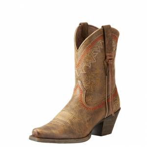 Ariat Round Up Rendezvous - Ladies - Vintage Bomber