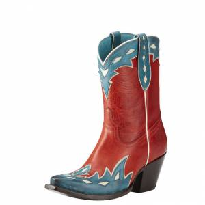 Ariat Juanita - Ladies - Heart Throb Red