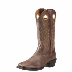 Ariat Heritage Hitchrack -Tack Room Toffee