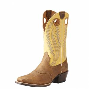 Ariat High Desert - Mens - Earth/Tack Room Gold