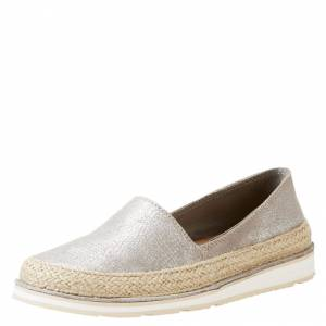 Ariat Cruiser Espadrille - Ladies - Sparkling Silver
