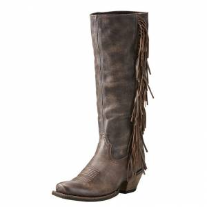 Ariat Leyton - Ladies - Tack Room Chocolate