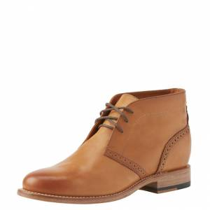 Ariat Prescott - Mens - Light Tan