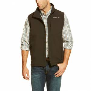 Ariat Vernon Softshell Vest - Mens - Black