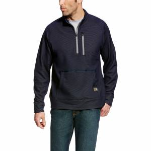 Ariat Mens Rebar 1/4 Zip