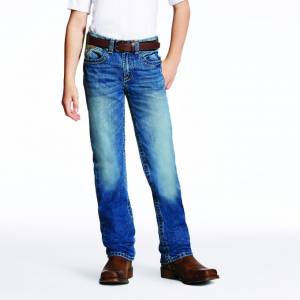 Ariat B5 Powell - Boys - Cyclone