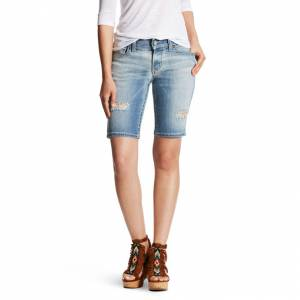 Ariat Bermuda Short - Ladies - Folk Flower Alpine