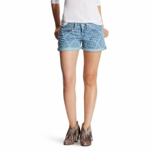 Ariat Boyfriend Short -Ladies - Aztec Laser