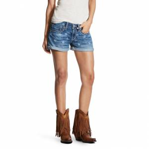 Ariat Boyfriend Short - Ladies - Star Laser