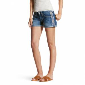 Ariat Boyfriend Taos Short - Ladies - Madeline