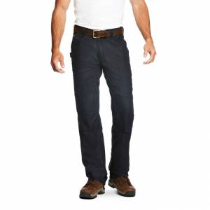 Ariat Rebar M4 Workhorse Non-Denim - Mens - Navy