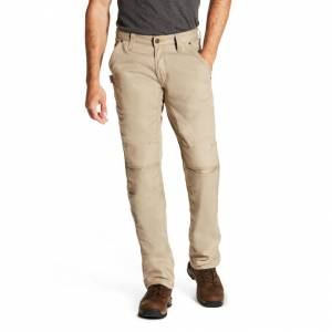 Ariat Rebar M4 Workhorse Non-Denim - Mens - Khaki