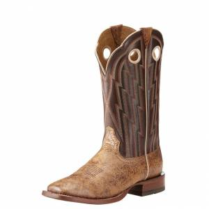 Ariat Fast Action - Mens - Desert Drought/Cowboy Cocoa