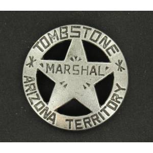 Tombstone Arizona Toy Badge