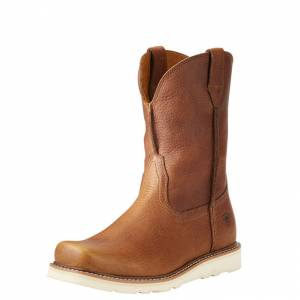 Ariat Rambler Recon - Mens - Golden Grizzly