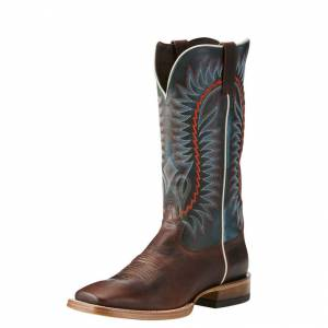 Ariat Relentless Elite - Mens - Texaco Cognac