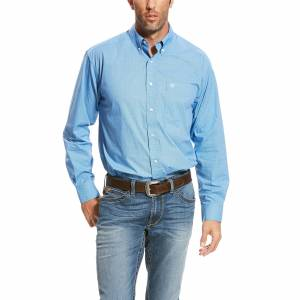 Ariat Mens Samuel Long Sleeve Shirt