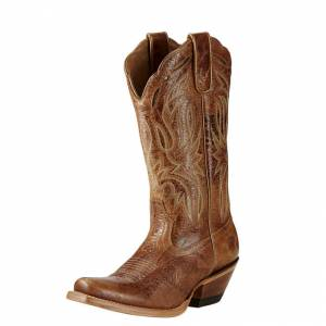 Ariat Bristol - ladies - Tan