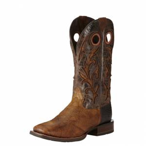 Ariat Barstow - Mens - Branding Iron Rust/Desert Eclipse