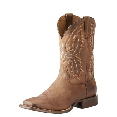 Ariat Circuit Dayworker - Mens - Weathered Brown