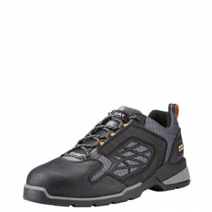 Ariat Rebar Flex Lo Composite Toe - Mens - Black