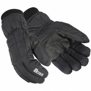 BOSS Fleece-Lined Trail Wise Gloves