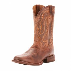 Ariat Circuit Competitor - Men's - Weathered Tan