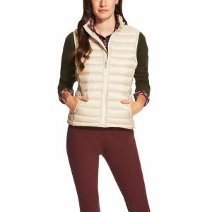 Ariat Ideal Down Vest - Ladies - Clothespin