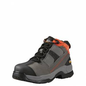 Ariat Contender Steel Toe - Ladies - Graphite