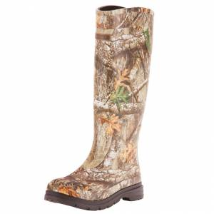 Ariat Radcot Insulated Rubber Boot - Ladies - Realtree Edge
