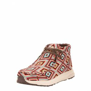Ariat Spitfire Shoe - Ladies - Aztec Print