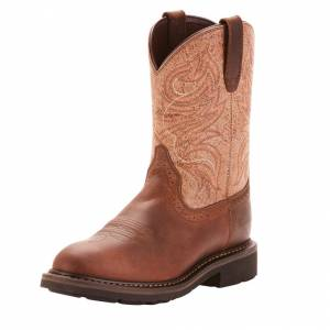 Ariat Mens Sierra Shadow Work Boots