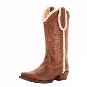 Ariat Ladies Alabama Fleece Boots