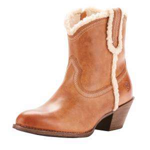 Ariat Ladies Darlin Fleece Western Boots