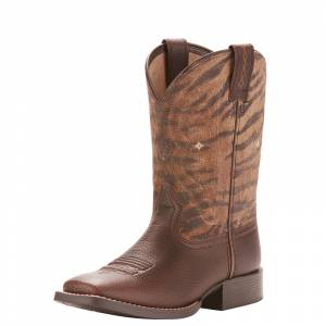 Ariat Kids Quickdraw Western Boots