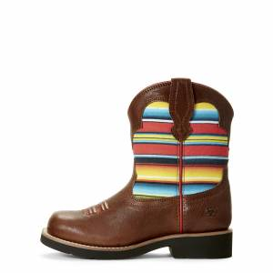 Ariat Kids Fatbaby Bell Western Boots