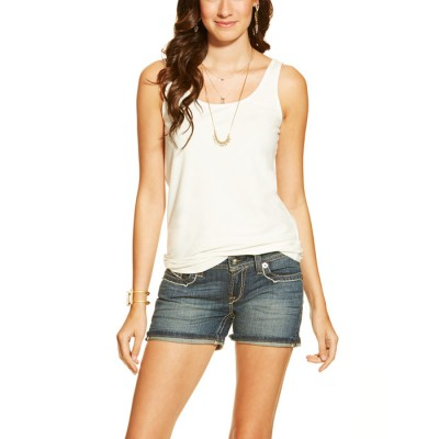 Ariat Snow White Prime Tank