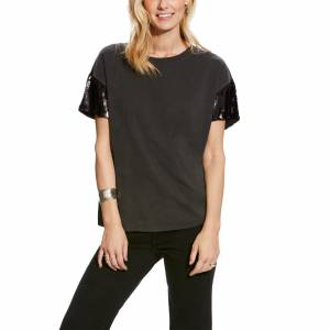 Ariat Ladies Shimmer Tee