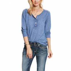 Ariat Ladies Harvest Henley