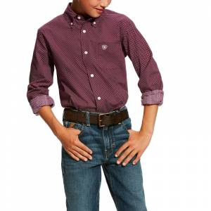 Ariat Kids Dalazar Print Shirt