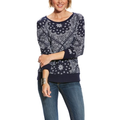 Ariat Ladies REAL Relaxed Pullover