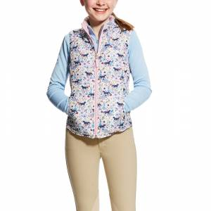Ariat Kids Emma Reversible Vest