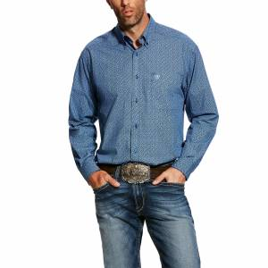 Ariat Mens Dullins Print Shirt