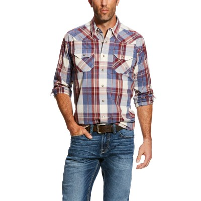 Ariat Mens Ingleman Retro Shirt