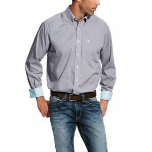 Ariat Mens WF Kaiserman Print Shirt
