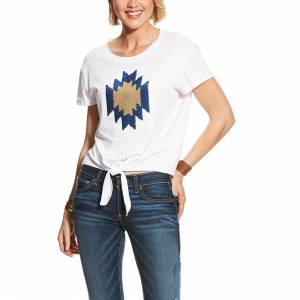 Ariat Ladies Aztec Sequin Tee