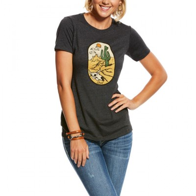 Ariat Ladies Desert Window Tee
