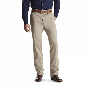 Ariat Mens M2 Performance Khaki Pants