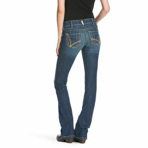 Ariat Ladies R.E.A.L Low Rise Shea Boot Cut Jeans