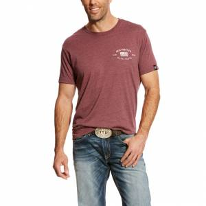 Ariat Mens US Registered T-Shirt
